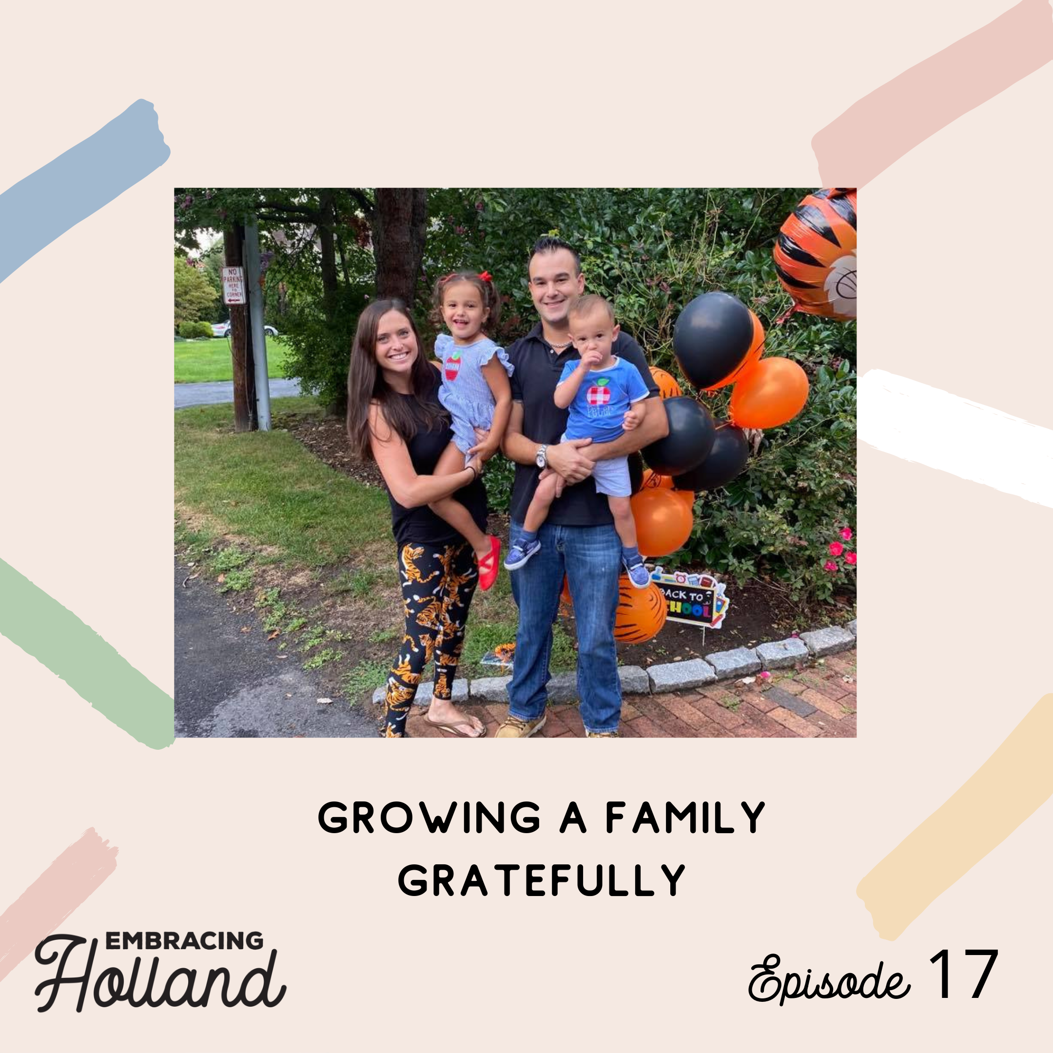Growing a Family Gratefully